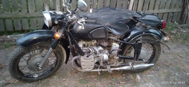 Мотоцикл К-750 ( 1968 рік)