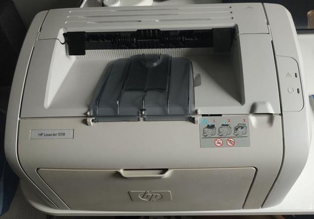 Drukarka laserowa Hp1018