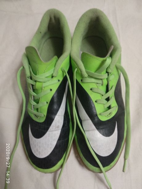 Футзалки детские Nike hypervenom