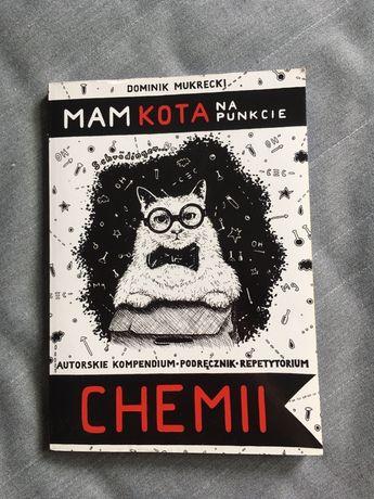 Mam kota na punkcie chemii Dominik Mukrecki