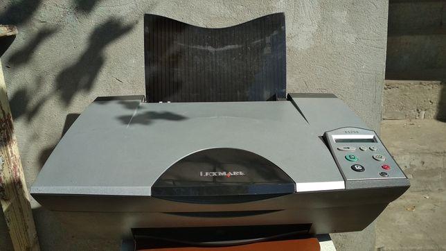 Продам Lexmark x5250