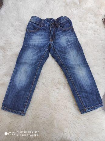 Spodnie jeans dżinsy Benetton