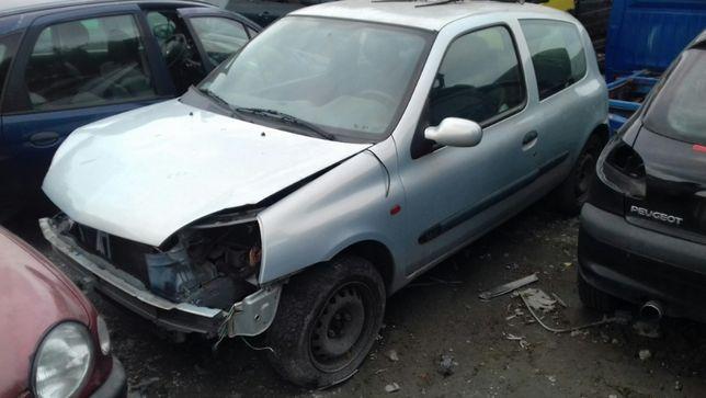 Renault Clio II na części