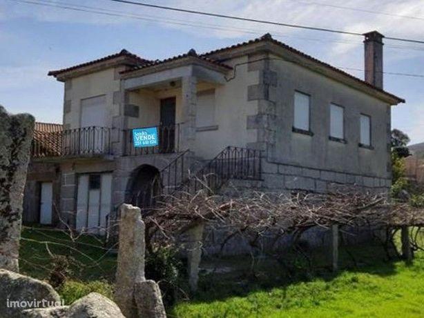 Moradia em Pedra para restaurar Boivão - Valença