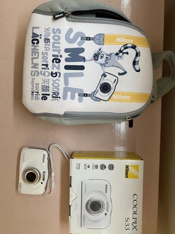Nikon Coolpix Branca