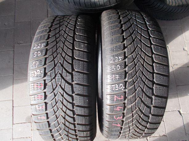 2x Dunlop 205/50/17 2019rok