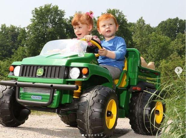 Samochód auto GATOR 12V na akumulator dla dzieci PEGPEREGO
