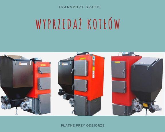WYPRZEDAZ 15 kw Piec co Kociol z Podajnikiem Gratis Transport