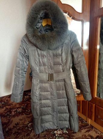 Зимний пуховик натуральный. Осеннее пальто, плащ, курточка (демисезон)