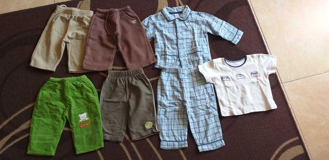 pijama calças t-shirt menino 6 meses - 9 meses