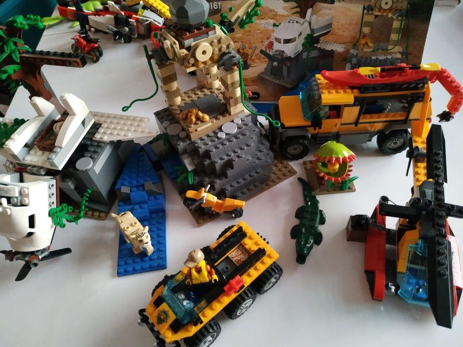 LEGO Zestaw 60161 - Baza w dżungli Luboń - image 1