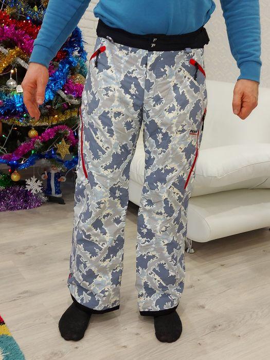 Лыжные штаны Peak Performance утепленные теплые термоштаны лижні Днепр - изображение 1
