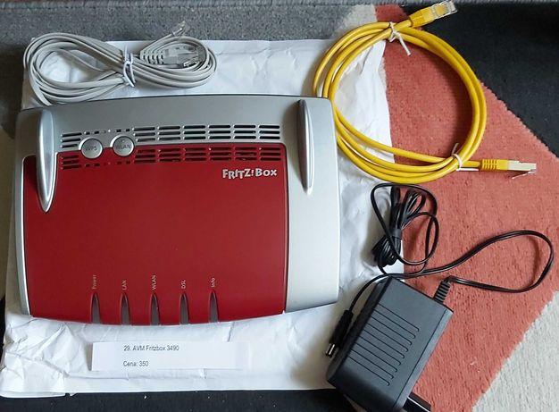 Modem/ Router AVM Fritzbox 3490