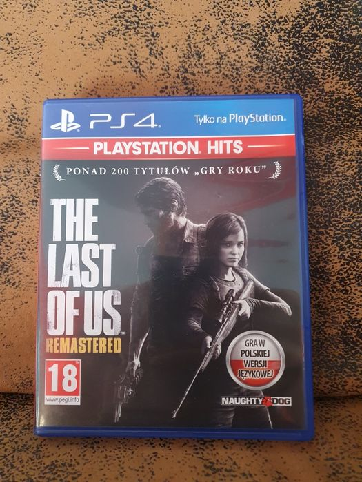 the last of us remastered ps4 Raciechowice - image 1