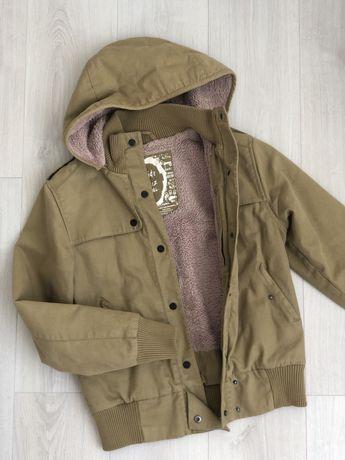 Брендовая зимняя куртка