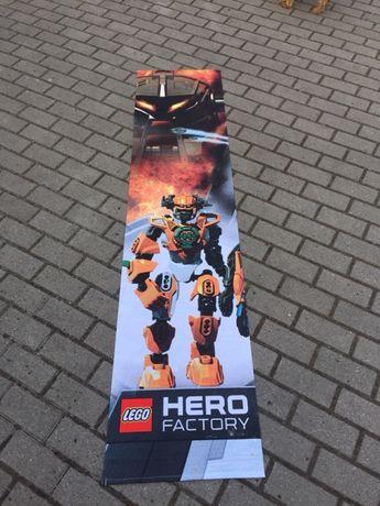 LEGO HeroFactory Banner
