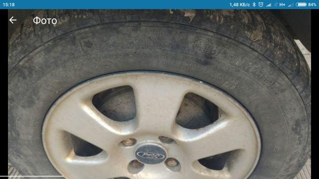 Колеса всборе форд мондео