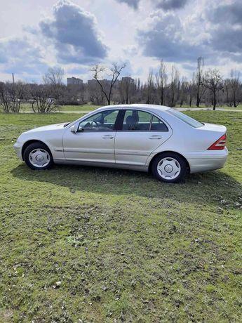 Mercedes от немецкого дедушки
