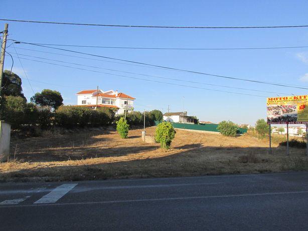 Terreno urbano Cartaxo p/construção 2100m2