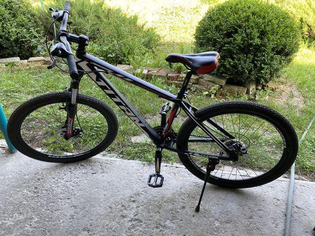"""Велосипед Titan Expert 26""""16"""" black-red-white (26TJA18-45-4) 2020"""