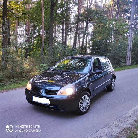 Renault Clio Rok 2004/5, ważne opłaty,