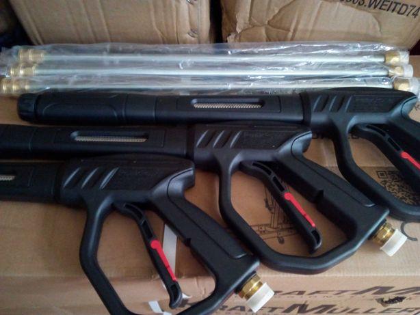 Pistolas com ponteiras para máquinas de pressão