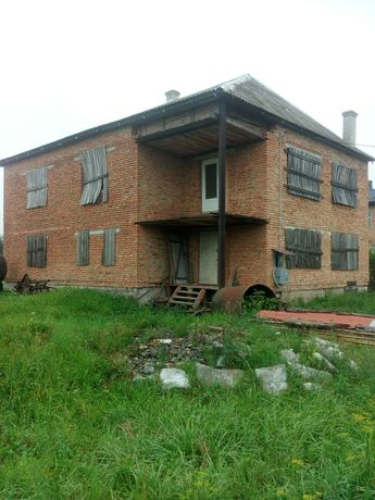 Продам незавершиний будинок