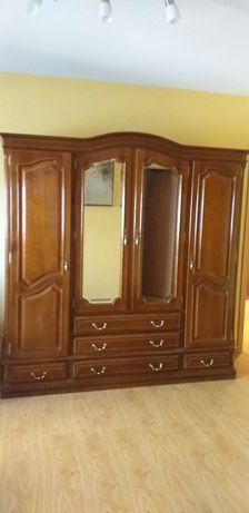 Roupeiro 4 portas madeira maciça