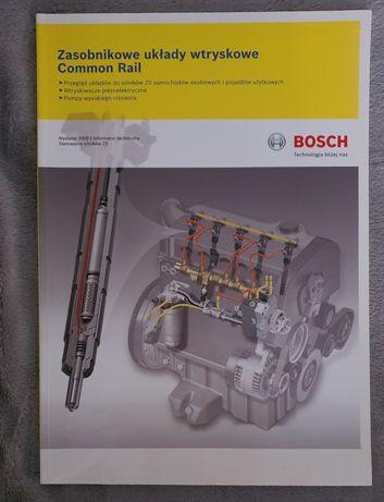 Zasobnikowe układy wtryskowe Common Rail poradnik Bosch
