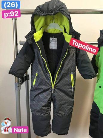 Зимовий термо комбінезон Topolino  для хлопчика