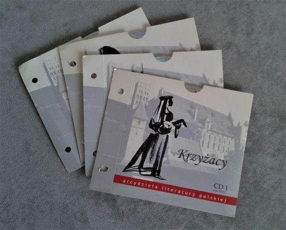 Krzyżacy - audiobook - cz. 1 - 2 - 3 - 5