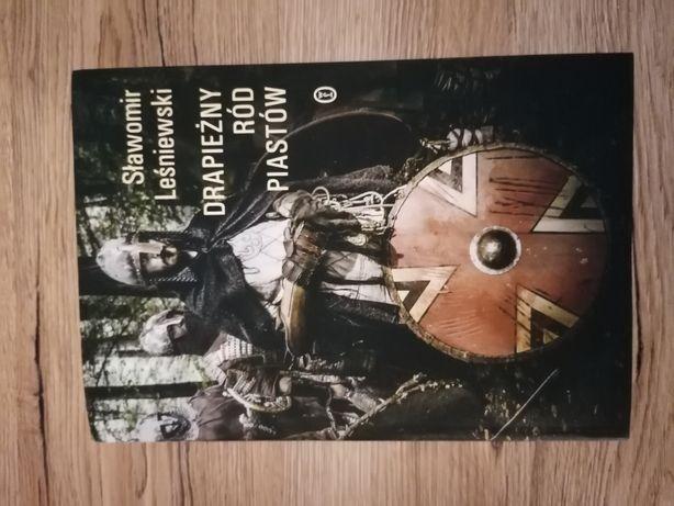 Książka Drapieżny Ród Piastów