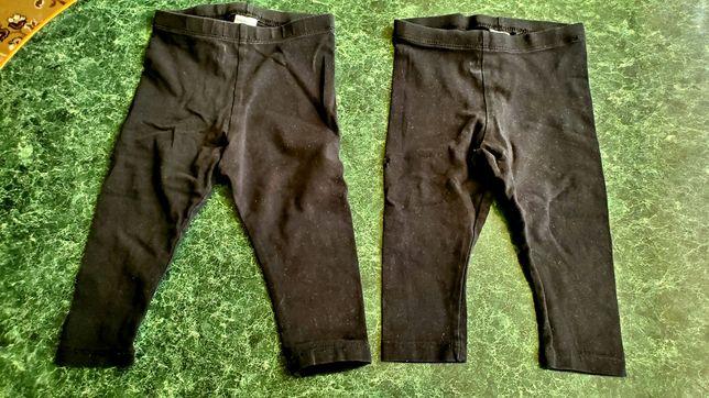 Лосіни легинси для двойни H&M 6-9 м