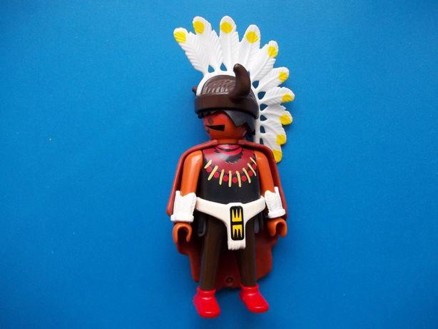 Раритет Фигурка Лего Вождь Индеец Викинг и перчатки викинг