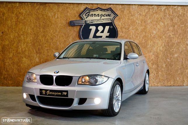 BMW 118 d Pack M (143cv)