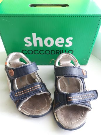 Sandały Coccodrillo