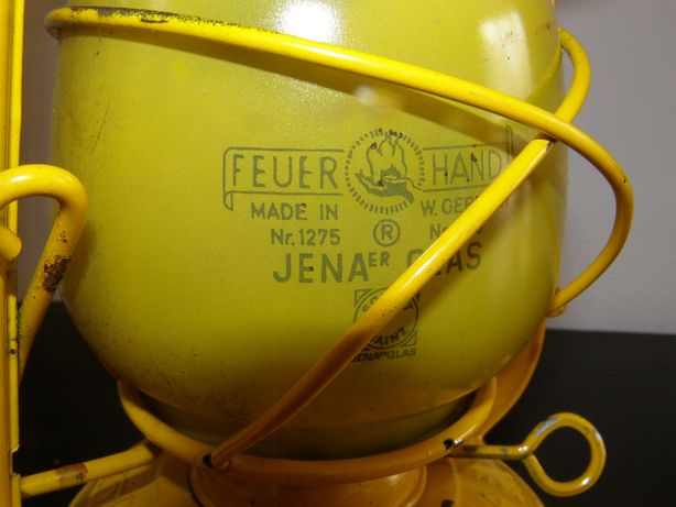 Lampa Feuerhand Baby 276 , Germany