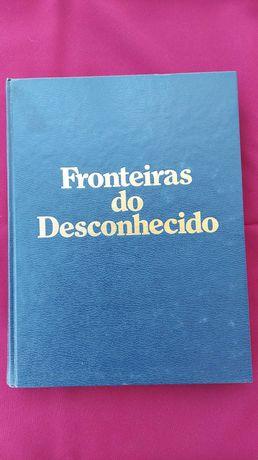 """Livro """"Fronteiras do Desconhecido"""" das Selecções do Reader´s Digest"""