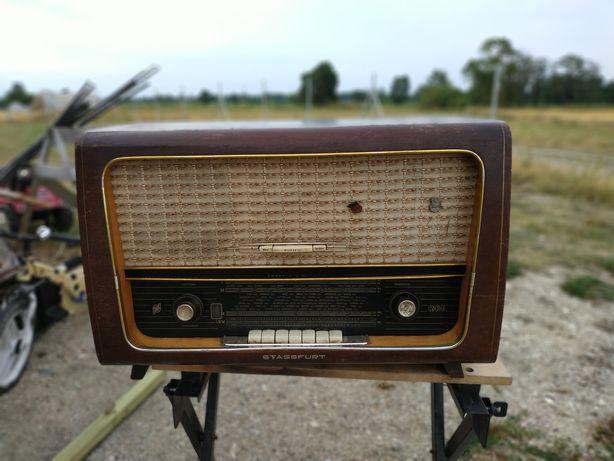Radio lampowe RFT Onyx II