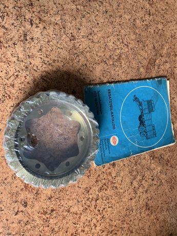 Kolo ślimakowe , przekładni T088 rozrzutnika obornika Fortschritt