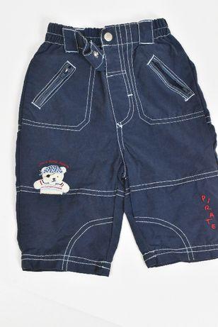 Spodenki a'la jeansowe rozm. 62 KappAhl