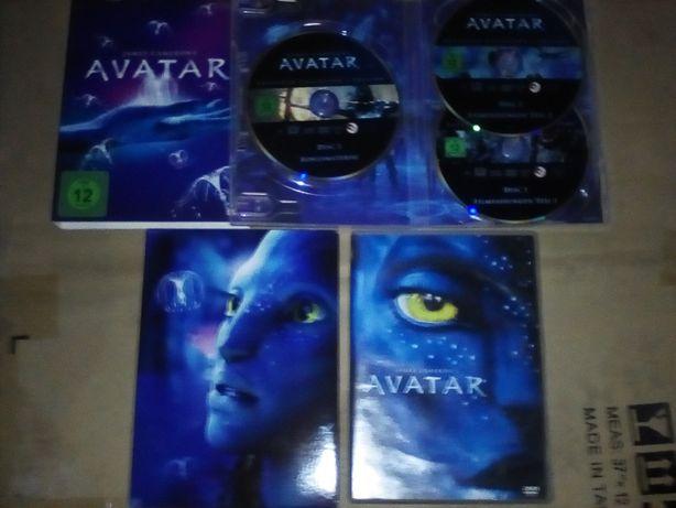 AVATAR 4 płyty DVD edycja kolekcjonerska