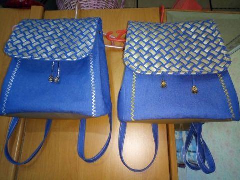 рюкзаки и сумки ручной работы