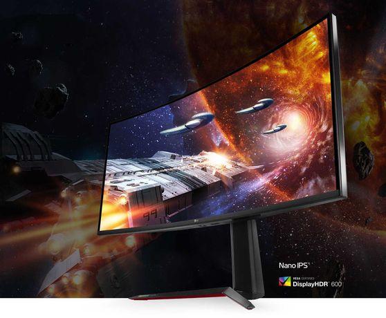 Monitor LG 38GN950-B UltraGear Nano IPS 160Hz