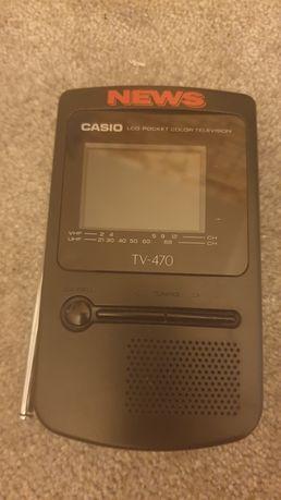 Telewizor przenośny Casio