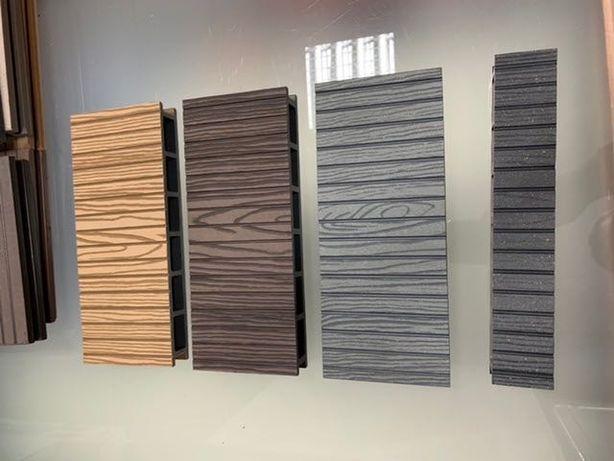 Deski tarasowe kompozytowe. szer.245mm x gr. 30mm x dł. do 6mb