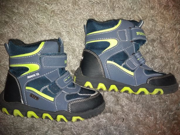 Buty zimowe trekingowe 28 jak Cortina