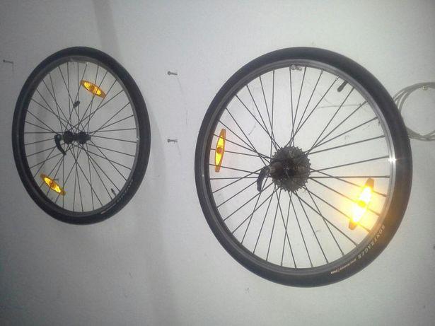 Rodas de estrada para btt