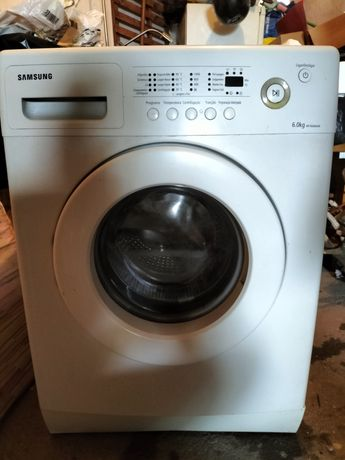 Máquina Samsung 6 kg