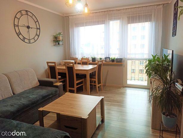 Przytulne mieszkanie 3 pokoje z balkonem